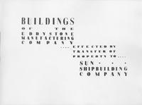 Buildings of the Eddystone Manufacturing Company Cover Sheet