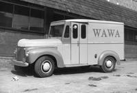 Wawa Dairy Farms home delivery truck (Philadelphia, Pa.)