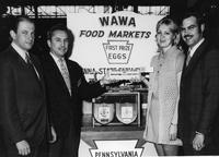 Wawa awarded first prize for eggs at Pennsylvania Farm Show (Harrisburg, Pa.)