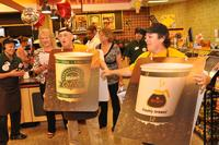 Retiring Wawa coffee pots event
