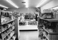 Wawa Food Market store interior showing aisles and deli counter