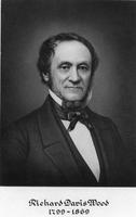 Portrait of Richard Davis Wood, merchant, entrepreneur, and banker, 1799-1869