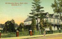 Postcard of David Cooper Wood Mansion House (Millville, N.J.)