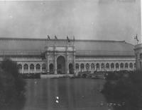 Manufactures & Liberal Arts Building at World's Columbian Exposition