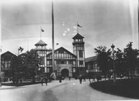 State of Washington Building at World's Columbian Exposition