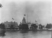 State Buildings at World's Columbian Exposition