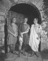 Leigh Williams, Lewis Schwatlo, and Alfred Child for performance of Princess Ida at Longwood