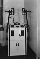 Shortwave diathermy apparatus at Chester County Hospital