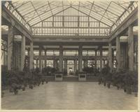 Conservatory interior at Longwood Gardens