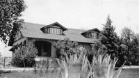 Charles Augustus Belin's first house, Tucson, Ariz.