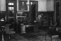 Library and board room at Chester County Hospital
