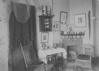 Alice Belin's room at Bryn Mawr College