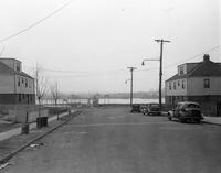 Ferry Dock at Broadway or Avenue D in Bayonne, N.J.