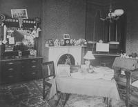 Room of William H. Fenn and P.S. du Pont, Massachusetts Institute of Technology 1890, 2nd year