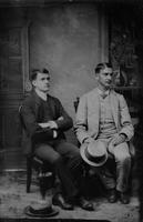 Alexis I. and P.S. du Pont as young men