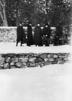 Longwood, Winter 1915-1916
