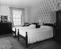 North view of Pierre S. and Alice du Pont's bedroom in Peirce-du Pont House at Longwood