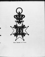Order of Vasa North Star Medal 1775