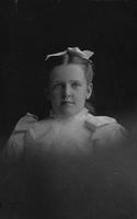 Ellen du Pont Meeds Wheelwright as a child