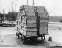 Fuses at Artillery Fuse Company, Wilmington, Delaware during World War I