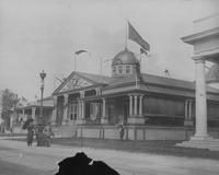 Haiti Building at World's Columbian Exposition