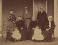 T. Coleman du Pont family group