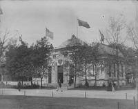 Venezuela Building at World's Columbian Exposition