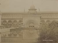 Chicago Exposition, Transportation Building