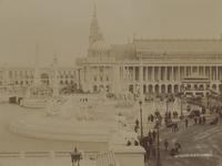 Court of Honor at World's Columbian Exposition