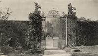 Inwood House, Somerset, Entrance Gate