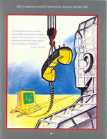 MCI Communications Corporation Annual Report 1985