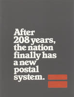 After 208 Years the Nation Finally has a New Postal System