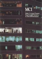 MCI Major Accounts Program