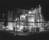 Hydrogen cyanide manufacturing plant at Memphis, Tennessee
