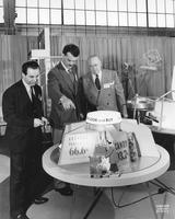 Product display at 1950 Packaging Show