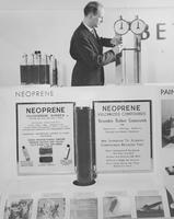 Comparative tests at DuPont Exhibition at the New York Museum of Science & Industry