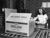 Shipping Orlon