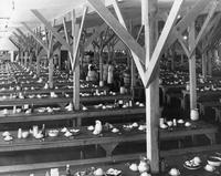 Mess Hall #1 at Hanford Engineering Works