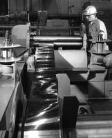 DuPont employee at work at Baltimore Metals Center