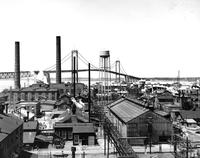 DuPont Chambers Works facilities at Deepwater Point, New Jersey