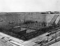 Construction at Hanford Engineering Works