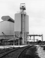 Sodium silicate processing at Savannah River plant