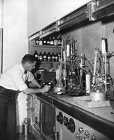 Dr. Joseph Balthis, research chemist