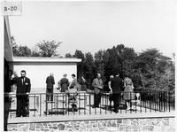 Eleutherian Mills Historical Library dedication