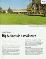Avon Newark : Big business in a small town [1971]