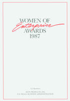 Women of Enterprise Awards [1987]