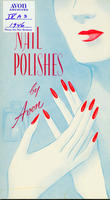 Nail polishes by Avon [1946]