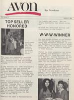 Avon Rye newsletter [March 1980]