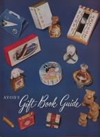 Avon's gift book guide : Christmas 1953