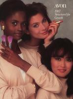 Avon annual report, 1987